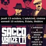 Sacco et Vanzetti (c) Ciné-club L'adulciné et Éclats