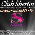 soiree libertine mixte debutants et confirmes (c) S CLUB