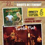 Soirée musique, chants et contes (c) Amnesty International Castres-Mazamet