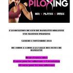 Stage de piloxing (c) Gymnastique Féminine St Paulaise