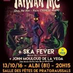 Taiwan Mc + Ska Fever + John Mouloud ... (c) Pollux Association