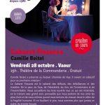Théâtre / Cabaret : une création en cours (c) Association L'été de Vaour