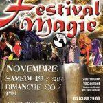 11ème FESTIVAL DE MAGIE (c) Commission Culture de la Ville de Carmaux et
