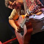 Ainamaty en concert au Lo Bolegason / © Christophe Harter