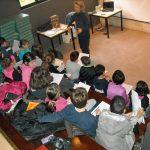 Aussillon :Les ateliers d'écriture à la médiathèque
