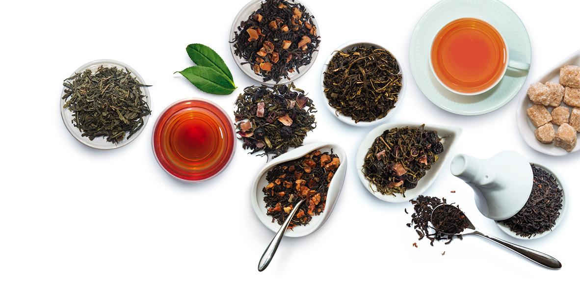Chez Shentéa les plus grands thés du monde font l'objet d'une sélection rigoureuse / © DR