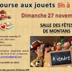 Bourse aux jouets - APE de Montans (c) Association Parents Elèves de l'école de Mont