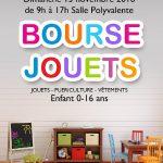 Bourse aux jouets, vêtements et puériculture (c) Association des parents d'élèves Les amis de
