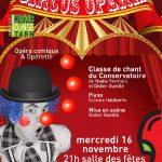 Circus-Opéra (c) Conservatoire de Musique et de Danse du Tarn