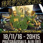 Dub Invaders (HIGH TONE CREW) + Zongo Sound (c) Pollux Association
