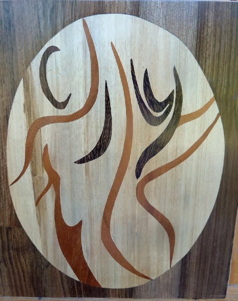 aussillon au fil du bois j p garrigues expose au ch teau de la falgalari dans ton tarn. Black Bedroom Furniture Sets. Home Design Ideas