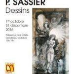 Exposition Patrick Sassier (c) L'Art et la Matière
