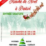 Marché de NOEL (c) association CREARTS