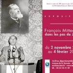 Mitterrand, dans les pas de Jaurès (c) Archives Départementales du Tarn