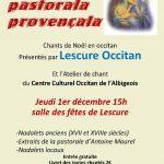 Nadalets et Pastorale Provençale (c) Lescure Occitan