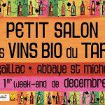 Petit Salon des Vins Bio du Tarn (c) Nature et progrès Tarn