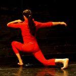 Rencontre/Danse impro avec M.P Genard (c) Act'al - Association Culturelle de Tendance A