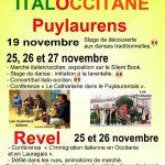 Rencontre ItalOccitane (c) Centre Occitan del País Castrés