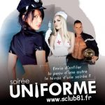 soiree libertine uniforme (c) S CLUB