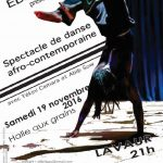 Spectacle de danse afro-contemporaine (c) Association EBENBAO