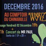 Vernissage WOIZO + Concert