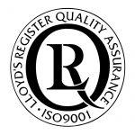Certificat ISO 9001LRQA