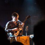 Miossec en concert au Bolegason / © Dominique Coste