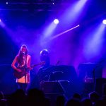 Ladylike Lily en concert au Bolegason / © Dominique Coste