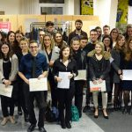 Remise des diplômes au CFA Commerce – Gestion / © CCI du Tarn