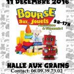 Bourse aux jouets, puériculture. (c) Association Vauré'Oc