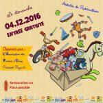 Bourse aux jouets, vêtements et articles de p (c) APE parisot peyrole