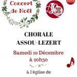 Concert de Noël - Corale Assou Lezert (c) Chorale Assou Lezert