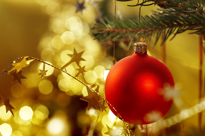 Joyeux Noël / © AGphotographer - Fotolia