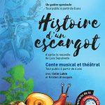 L'histoire d'un escargot (c) La Compagnie du morse