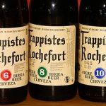 Les bières trappistes avec Rochefort (c) Brasserie des Vignes / Petit Musée de la Bièr