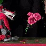 Les couleurs de Loup - Marionnettes (c) Médiathèque Marguerite Yourcenar