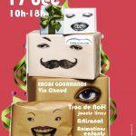 Marché de Noël à Castelnau de Montmiral (c) SCIC VIVRE EN BASTIDES