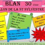 Réveillon de la Saint Sylvestre 2016 (c) Comité des fêtes de Blan
