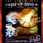 théâtre d'objets : le cirque orphelin (c) ÉCLATS en partenariat avec l'association PIRO