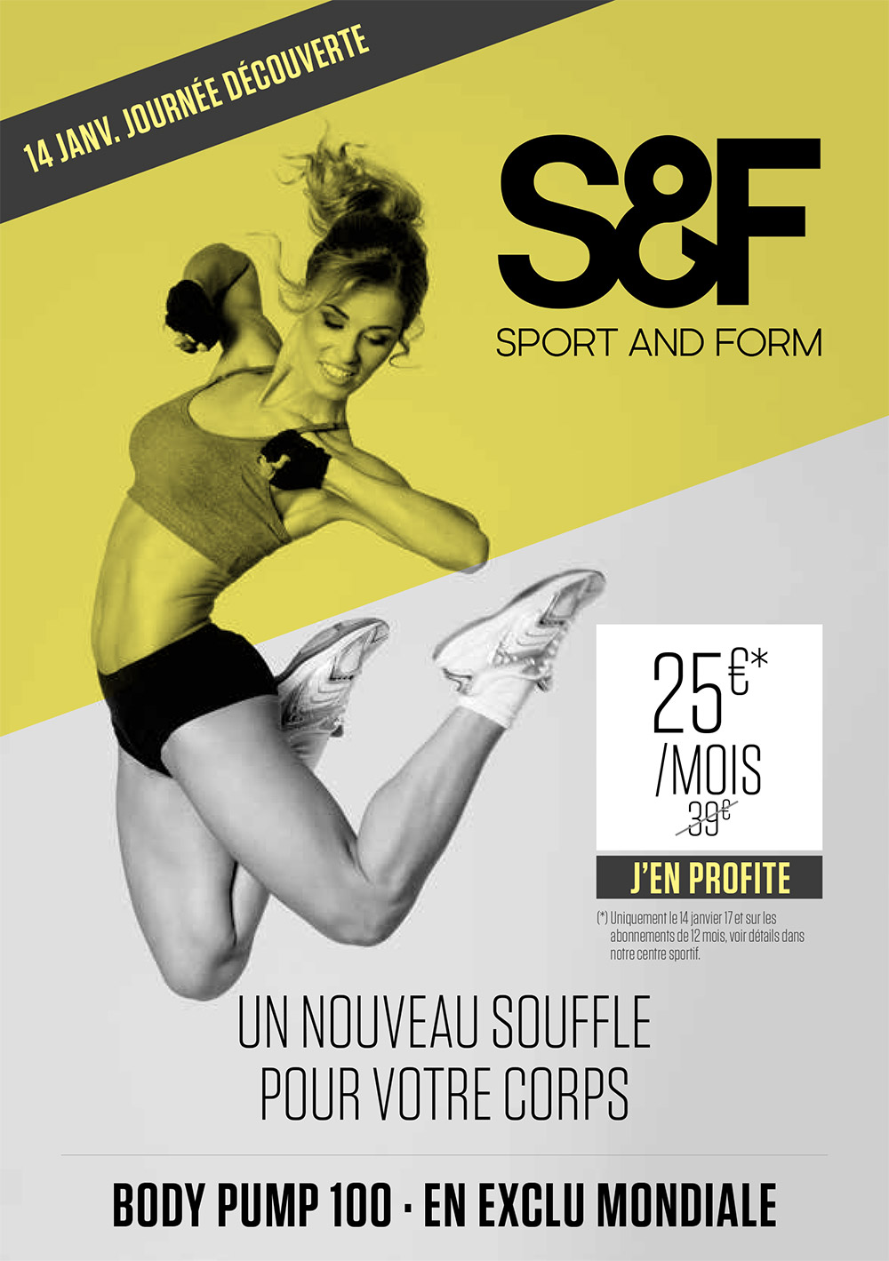 Journée découverte à Sport and Form, Fitness Club de Gaillac / © DR