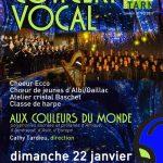 Aux couleurs du Monde (c) Conservatoire de Musique et de Danse du Tarn