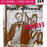Concert Karl Strand Duo (c) Le Petit Café