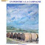 jean carcassès - un peintre a la campagne (c) jean carcassès