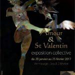 Amour et Saint Valentin (c) Artefact Authentic Nouveau