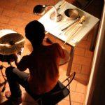 Autour de Seijiro Murayama, percussioniste (c) GMEA - Centre national de création musicale d