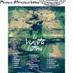 Concert au Chinabulle ! La Vuelta Latina (c) Association Au Comptoir du Chinabulle