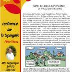 Conférence sur la Toponymie Occitane (c) MJC Lagarrigue