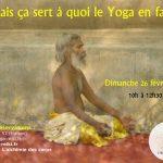 Mais ça sert à quoi le Yoga en fait? (c) L'Alchimie des Corps