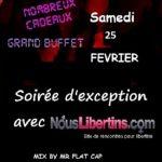 Soirée NousLibertins.com (c) Le Rouge et Noir- Club Libertin