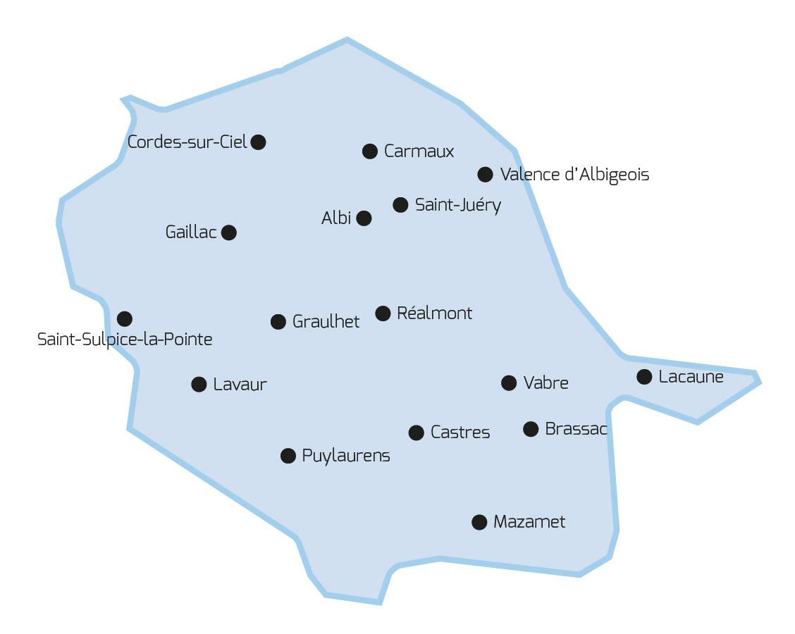Tarn : Nouvelle organisation de la délivrance des cartes nationales d'identité dans le Tarn
